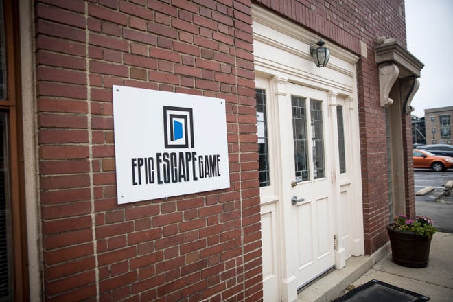 Epic Escape Game Muncie, located at 315 S. Jefferson Street, was burglarized at the start of the week. The business is currently not booking any games until stolen equipment can be reordered.