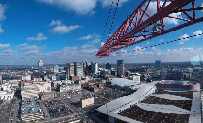 As Nashville continues to grow, more new residents and businesses will get a 629 area code.