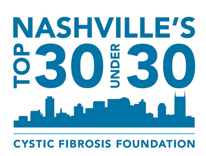 The Cystic Fibrosis Foundation of Middle Tennessee has announced its 2019 Nashville Top 30 under 30. The group will be recognized at an event in February.