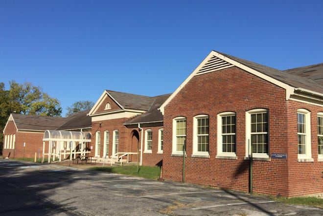 Visually impaired African-American children were educated separately at this 88 Hermitage Ave. facility from 1944 until the integration of the two schools in 1965. The school is the only remaining building from the original Tennessee School for the Blind campus on Rolling Mill Hill.