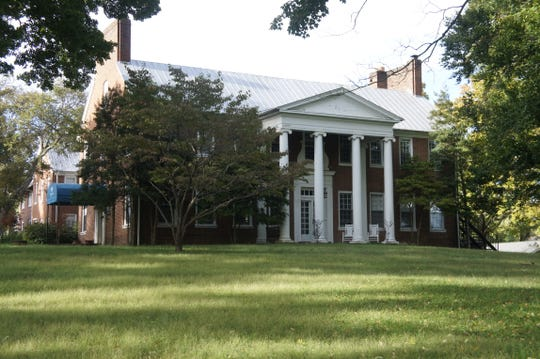Monroe Harding Children's Home, founded as a Presbyterian orphanage in the late 1800s, moved to this campus in 1935 at 1120 Glendale Lane in Green Hills.