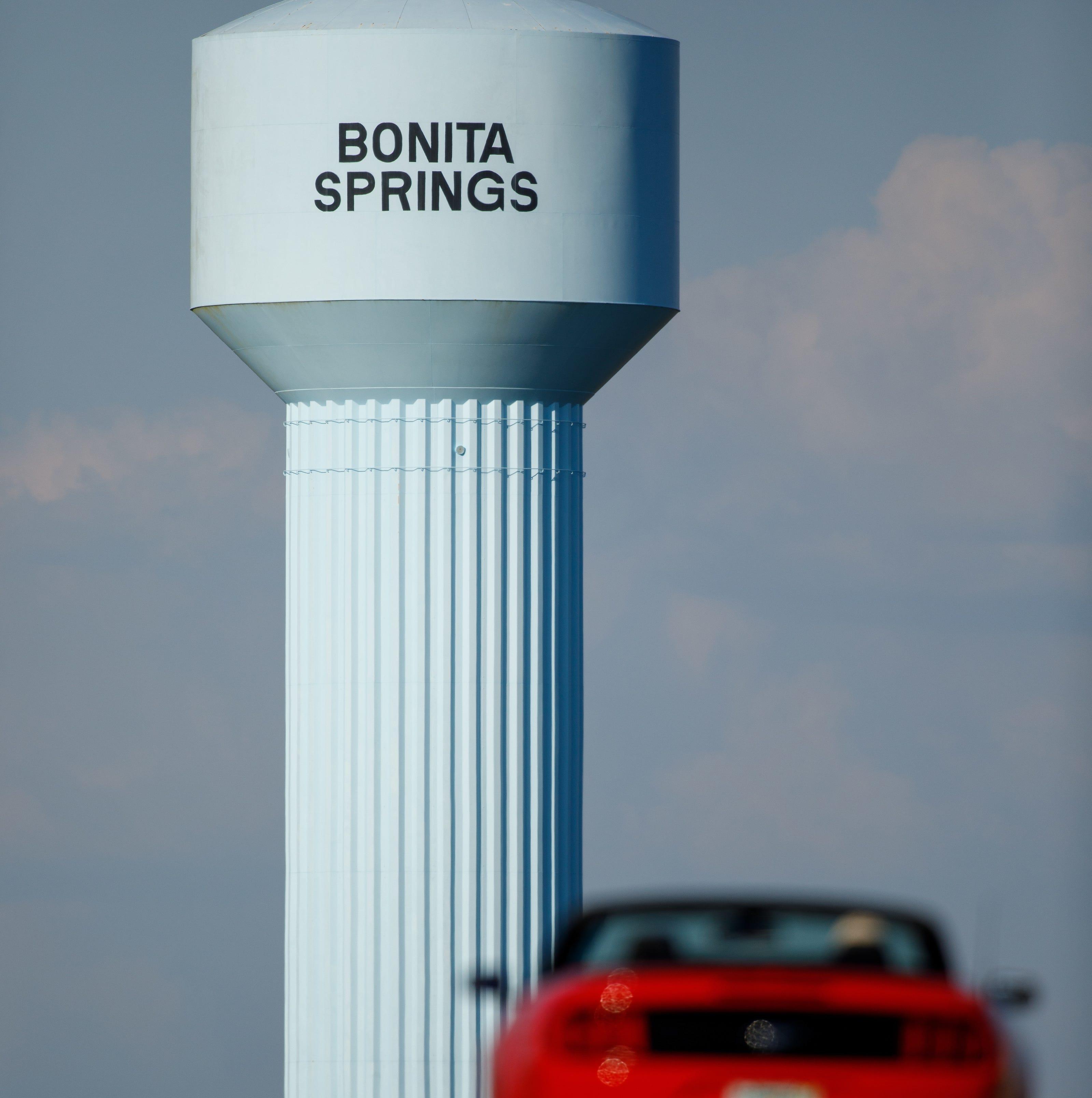 Bonita Springs water tower being demolished, BSU says