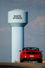 The Big Hickory Island water tower as seen by Fort Myers photographer Brian Tietz, who has captured landmarks and notable residents for a Bonita Springs Historic Preservation Board visual project.