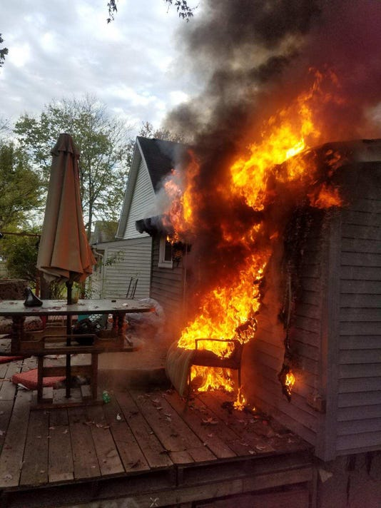 Newark Fire2