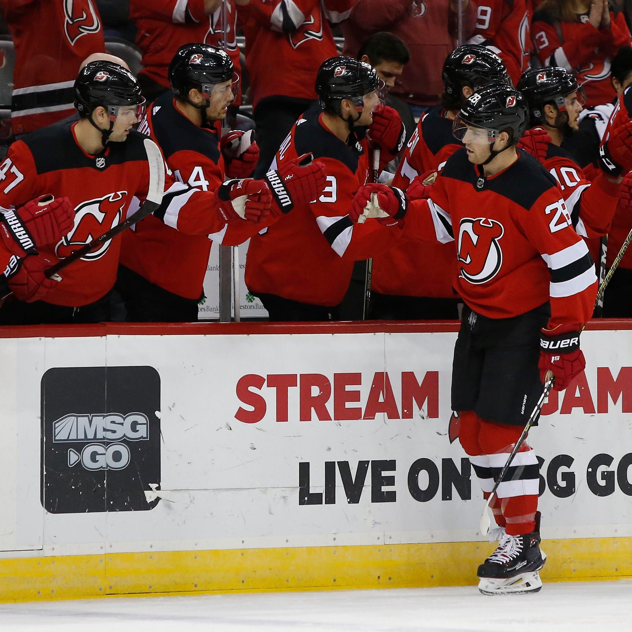 Should struggling NJ Devils make a splash or stay the course?