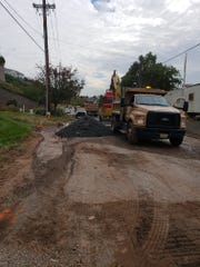A Friday morning main break left 1,000 Clifton residents without water.