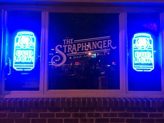 The Straphanger in Hackensack