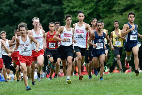There's a good story for every one of the approximately 225 boys and girls who will toe the line Sunday at Darlington County Park in Mahwah for the Bergen County Meet of Champions.