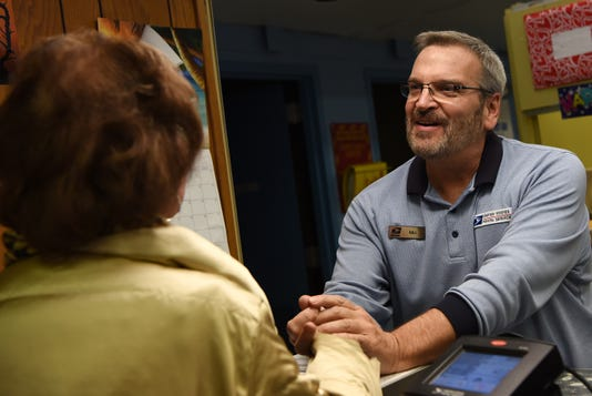 Bill Kaufman Retires After 35 Years With The Post Office