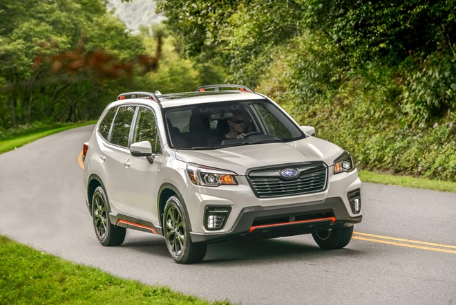 As a vehicle that is oriented toward small families and adventuresome singles, the 2019 Subaru Forester is designed to be both practical and comfortable.
