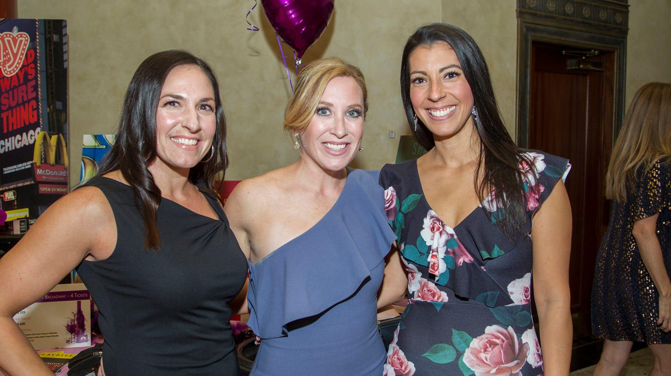 Lisa Curry, Jessica Labita, Charla O'Hara. The...