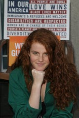 Mary McDade is a student at Ridgewood High School.