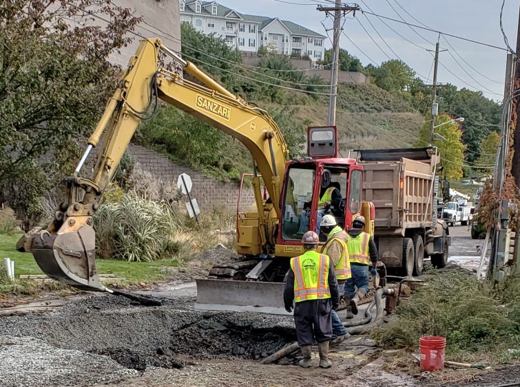 Main break leaves about 1,000 Clifton residents without water