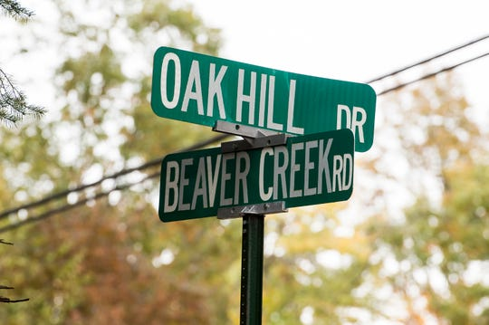 The cost to install a sewer line to connect the Hershey Heights and Oak Hill communities to public sewer is currently estimated at about $3.21 million. That cost could rise after the project is bid out.
