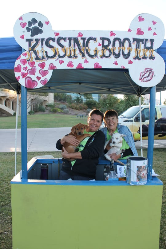 The Walk to Save Animals lets pets and owners raise money for local animal rescue efforts and spend quality time together.