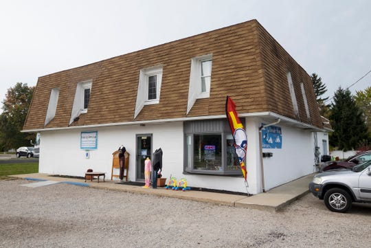 Soaring Dreams, a volunteer-run resale store, is now open at 2000 River Road in East China Township.
