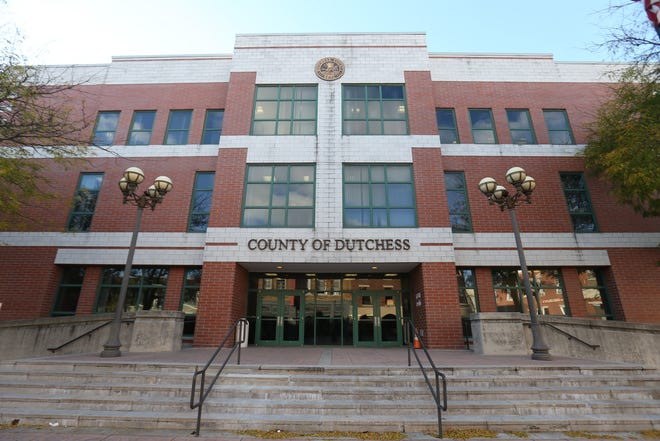 The Dutchess County Family Courthouse in the City of Poughkeepsie on October 25, 2018.