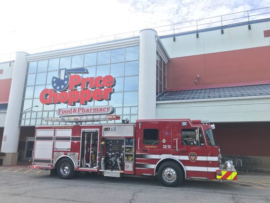 Price Chopper fire