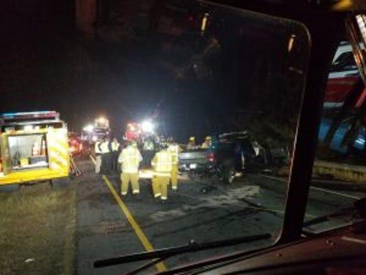 Fatal Baltimore Co Crash 10 26 1