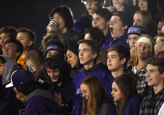 Images of the the Spanish Springs at Reed football on Thursday Oct. 25 2018.