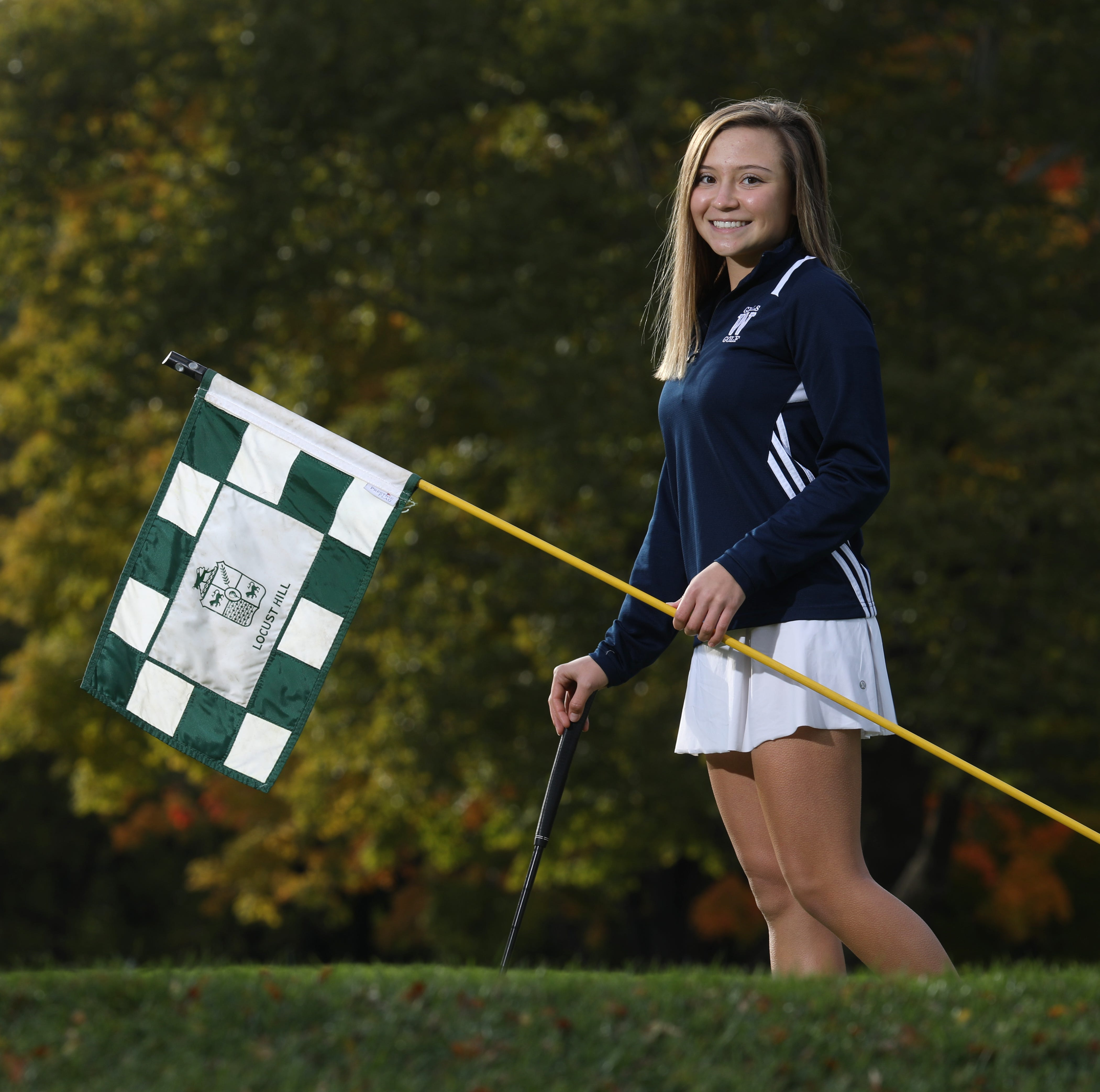 AGR Player of the Year award is par for the course for Webster Thomas' McDonnell