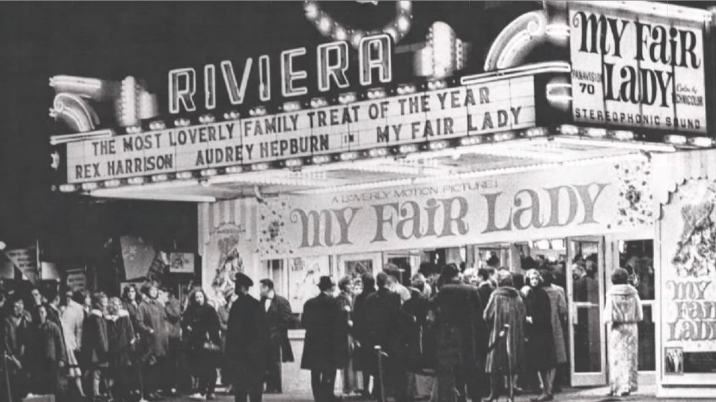 Whatever Happened To Riviera Theater