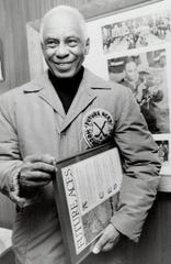 Herb Carnegie, who died in 2012 at the age of 92, is thought to have been the best black hockey player to never play in the National Hockey League. Racism kept him out.