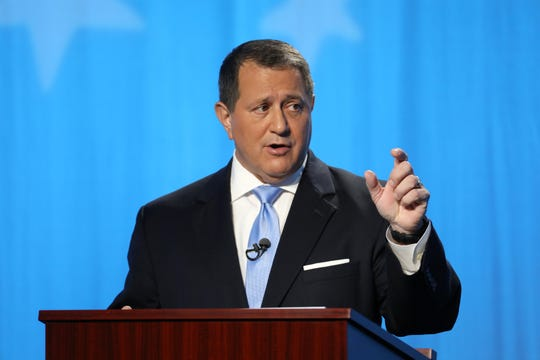 U.S. Rep. Joe Morelle.