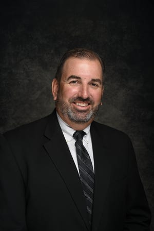 Somerset County Public Schools' Superintendent John B. Gaddis. Gaddis has been the top official for the county's school system since 2013 and was reappointed in 2017.