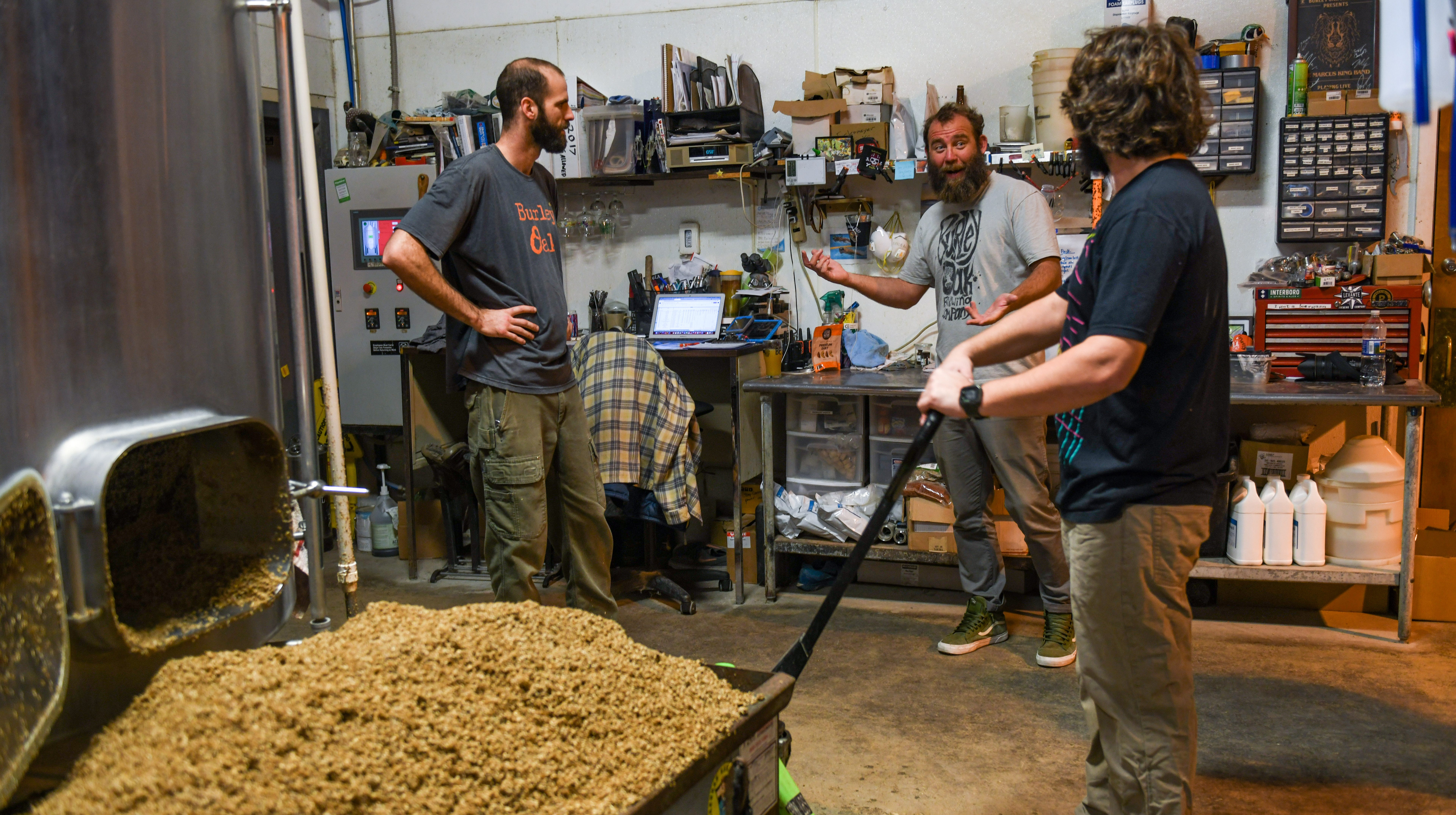Burley Oak, Delmarva craft breweries thrive on specialty cans releases