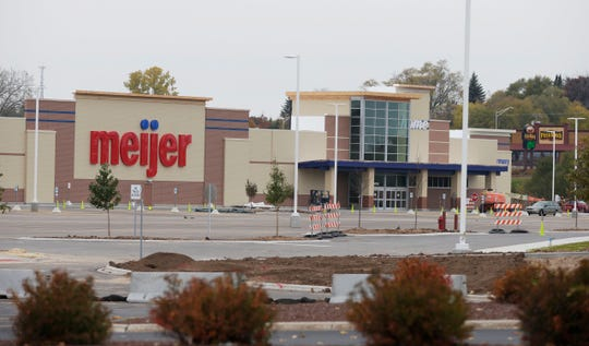 Sheboygan's Meijer supercenter will sell clothes, grocery, gas and more.