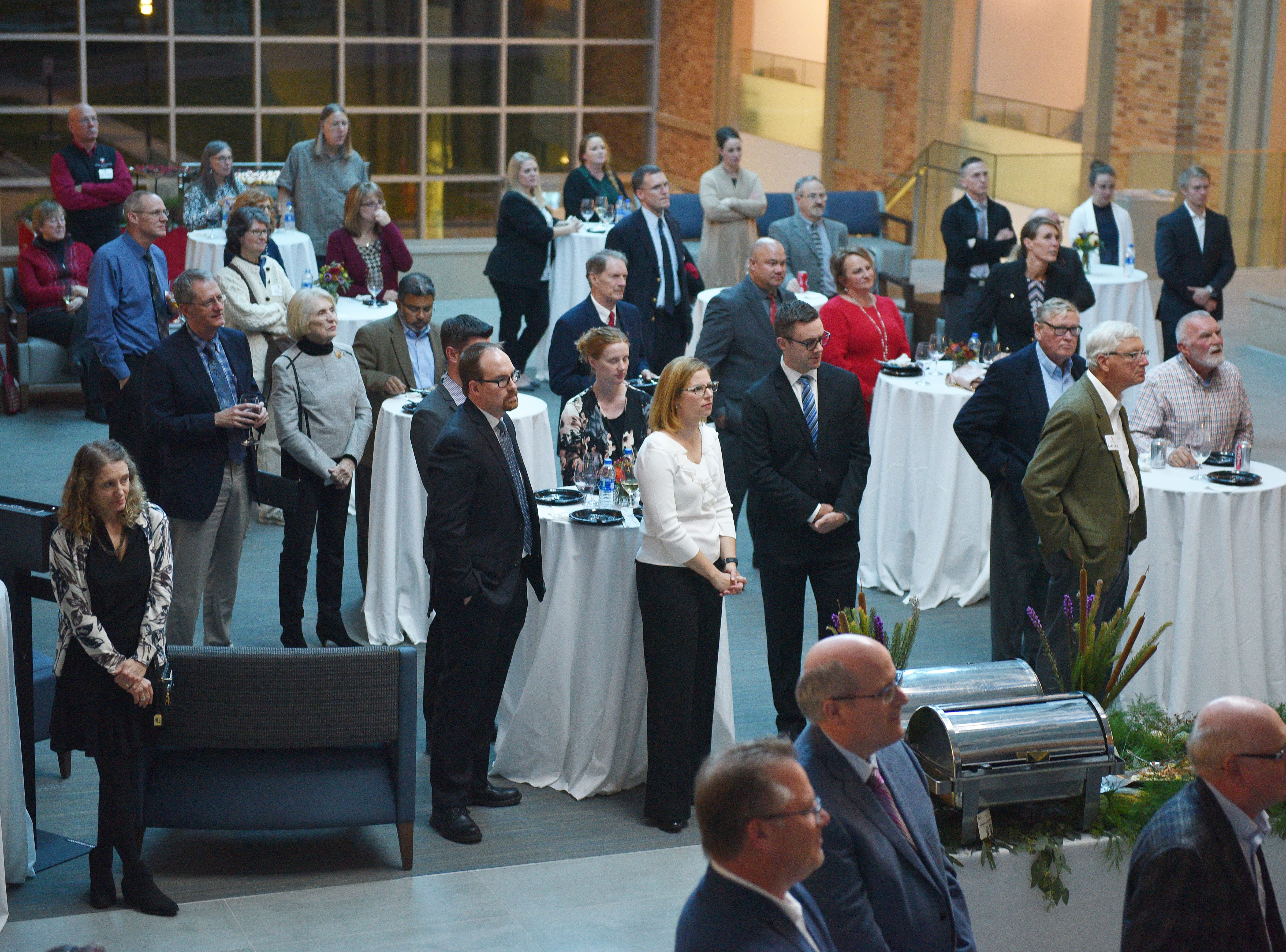 USD 60th Anniversary celebration Wednesday, Oct. 24, at Sanford Imagenetics in Sioux Falls.