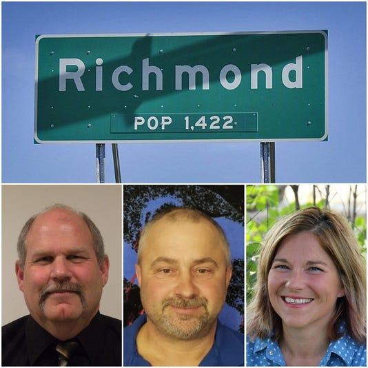 Richmond Election Combo Mugs