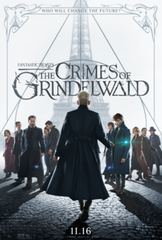 """""""Fantastic Beasts: The Crimes of Grindelwald"""" stars Johnny Depp as a villain in the pre-Harry Potter wizarding world."""