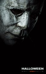 """Michael Myers is back in """"Halloween,"""" 40 years after the original."""