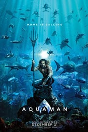 """Aquaman"" is the superhero movie for this year's holiday season."