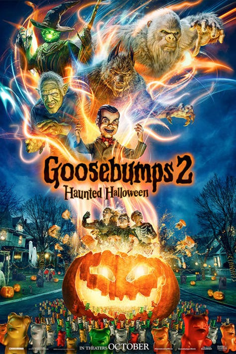 goosebumps 2 haunted halloween - Halloween Thanksgiving Christmas