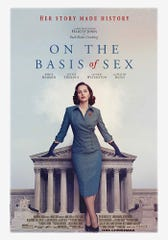 Ruth Bader Ginsburg, sitting Supreme Court Justice, is dramatized by Felicity Jones in this story of a young woman's rise to prominence in the face of sexism.