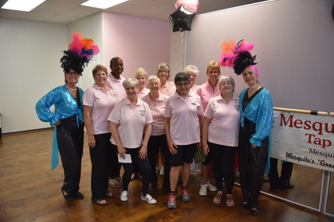 The Mesquite-Toes Tap Team celebrates its 15-year anniversary with a grand opening ceremony for its new studio on Oct. 25, 2018.