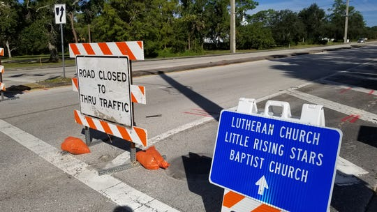 The stretch of 58th Avenue between 26th Street and 41st Street has been closed since June.