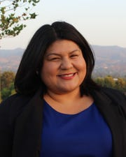 Carina Armenta, who is running for Simi Valley mayor, cites her 20 years of public service, and said she isn't defined by Latino issues and will represent everyone in the city.