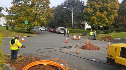 New City gas leak