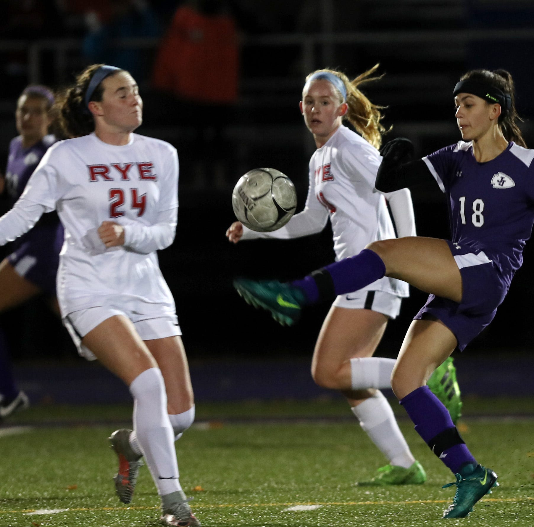 Girls soccer: 2018 all-section selections and award-winners
