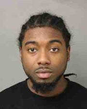 Dahjuantay Douglas, 21, was charged with attempted murder.