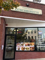 Village Luncheonette in Mamaroneck has reopened. Photographed Oct. 26, 2018.