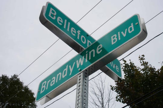Bellefonte has had a clawfoot bathtub parked at the intersection of Brandywine Boulevard and Bellefonte Avenue on a concrete island dividing the road and a turning lane the has been decorated and maintained for years in the town of Bellefonte.