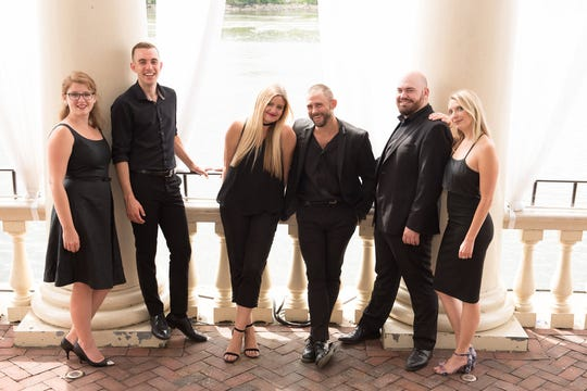 Market Street Music will present Philly acapella group Variant 6 on Nov. 11.