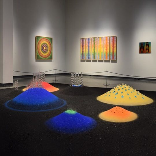 The Fusion exhibition at The Delaware Contemporary