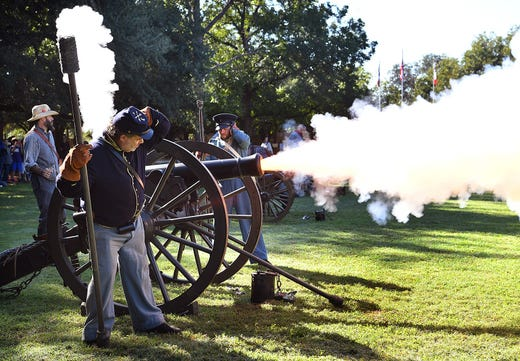 History comes alive at Fort Belknap event in North Texas