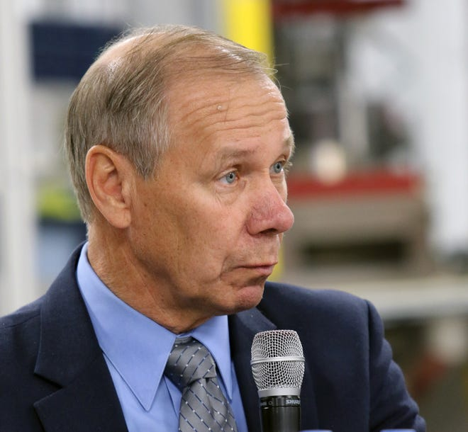 Wisconsin Farm Bureau President Jim Holte, pictured in this file photo, addresses recent media inaccuracies.